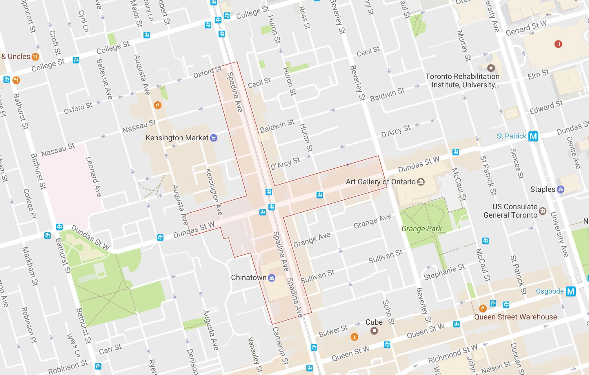 toronto kart Chinatown Toronto kart   Toronto chinatown kart (Canada) toronto kart
