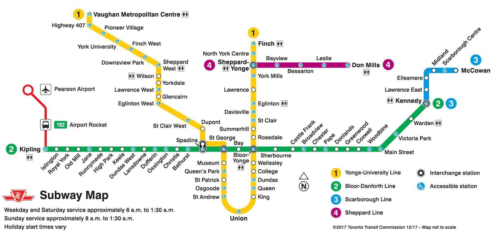 Toronto Metro Kart Metro Kart Toronto Canada